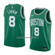 Camiseta Boston Celtics Shane Larkin #8 Icon 2018 Verde