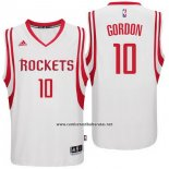 Camiseta Houston Rockets Eric Gordon #10 Blanco