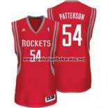 Camiseta Houston Rockets Patrick Patterson #54 Rojo