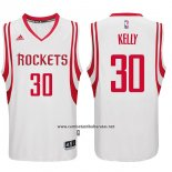 Camiseta Houston Rockets Ryan Kelly #30 Home 2017-18 Blanco