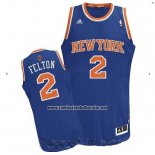 Camiseta New York Knicks Raymond Felton #2 Azul