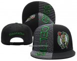 Gorra Boston Celtics Negro Verde Blanco