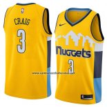 Camiseta Denver Nuggets Torrey Craig #3 Statement 2018 Amarillo