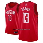 Camiseta Houston Rockets James Harden Earned #13 2018-19 Rojo