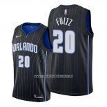 Camiseta Orlando Magic Markelle Fultz #20 Statement Negro