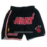 Pantalone Miami Heat Just Don Negro