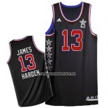 Camiseta All Star 2015 James Harden #13 Negro