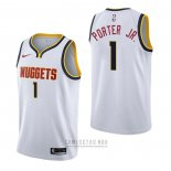 Camiseta Denver Nuggets Michael Porter Jr. #13 Statement 2018 Amarillo