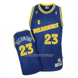 Camiseta Golden State Warriors Mitch Richmond #23 Retro Azul