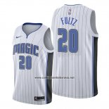 Camiseta Orlando Magic Markelle Fultz #20 Association Blanco
