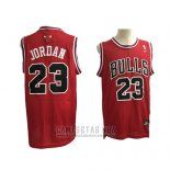 Camiseta Chicago Bulls Michael Jordan #23 Retro Rojo