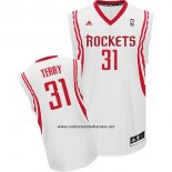 Camiseta Houston Rockets Jason Terry #31 Blanco