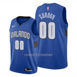 Camiseta Orlando Magic Aaron Gordon #00 Statement Edition Azul