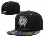 Gorra Boston Celtics Negro Blanco