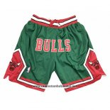 Pantalone Chicago Bulls Just Don Verde