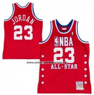 Camiseta All Star 1989 DeAndre Jordan #23 Rojo