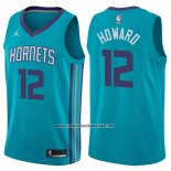 Camiseta Charlotte Hornets Dwight Howard #12 Icon 2017-18 Verde