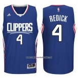Camiseta Los Angeles Clippers JJ Redick #4 Azul