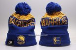 Gorro Golden State Warriors Azul