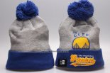 Gorro Golden State Warriors Azul Gris