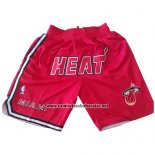 Pantalone Miami Heat Just Don Rojo