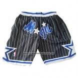 Pantalone Orlando Magic Just Don Negro