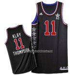 Camiseta All Star 2015 Klay Thompson #11 Negro