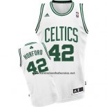 Camiseta Boston Celtics Al Horford #42 Blanco