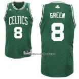 Camiseta Boston Celtics Draymond Green #8 Verde