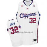 Camiseta Los Angeles Clippers Blake Griffin #32 Blanco