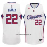 Camiseta Los Angeles Clippers Jerry Stackhouse #22 Blanco