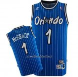 Camiseta Orlando Magic Tracy McGrady #1 Retro Azul