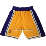 Pantalone Los Angeles Lakers RetroAmarillo