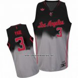 Camiseta Desvanecida Moda Chris Paul #3 Gris