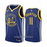 Camiseta Golden State Warriors Klay Thompson #11 Icon 2019-20 Azul