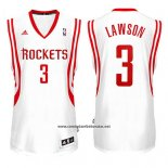 Camiseta Houston Rockets Ty Lawson #3 Blanco