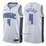 Camiseta Orlando Magic Arron Afflalo #4 Association 2017-18 Blanco