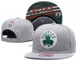 Gorra Boston Celtics Gris Blanco Verde
