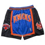 Pantalone New York Knicks Just Don Azul