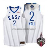 Camiseta All Star 2016 John Wall #2 Blanco