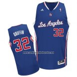 Camiseta Los Angeles Clippers Blake Griffin #32 Azul
