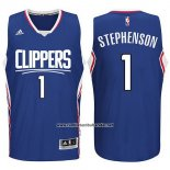 Camiseta Los Angeles Clippers Lance Stephenson #1 Azul