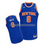 Camiseta New York Knicks JR Smith #8 Azul