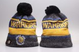 Gorro Golden State Warriors Azul Amarillo Gris