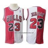 Camiseta Chicago Bulls Michael Jordan #23 Retro Rojo Blanco