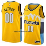 Camiseta Denver Nuggets Darrell Arthur #00 Statement 2018 Amarillo