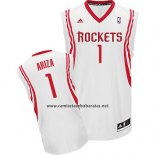 Camiseta Houston Rockets Trevor Ariza #1 Blanco