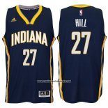 Camiseta Indiana Pacers George Hill #27 Azul