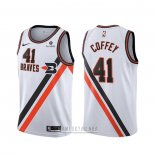 Camiseta Los Angeles Clippers Amir Coffey #41 Classic Edition 2019-20 Blanco