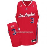 Camiseta Los Angeles Clippers Chris Paul #3 Rojo